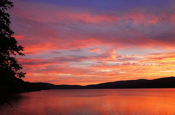 Seymour Lake Sunrise
