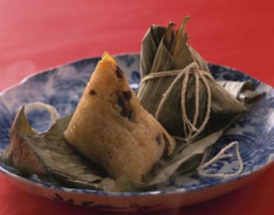 Rita share Chinese Dragon boat festival