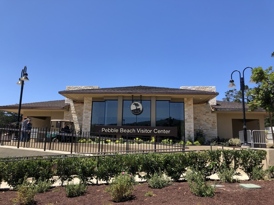 Pebble Beach Visitor Center