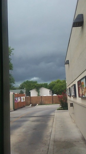 Watching the storm moving in norman i enjoy watching the storms