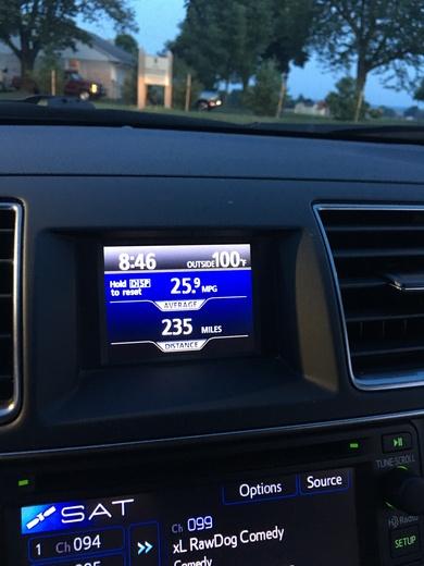 Hot! 8:46PM.