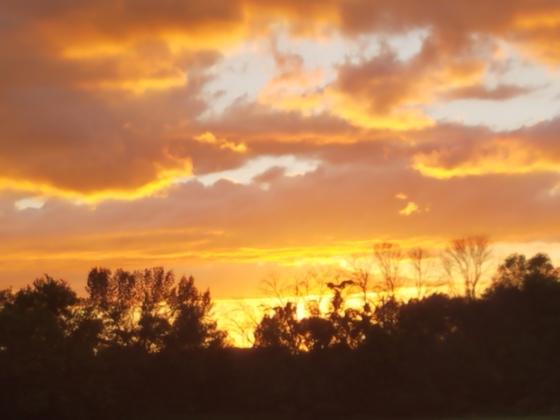Hartford sunset
