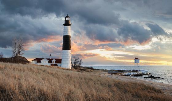 Ludington State Park Lighthouse
