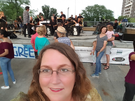 Jazz on the Green July 5, 2018