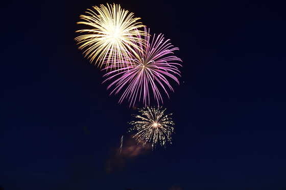 Brookfield fireworks