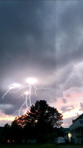 meteomedia eclair