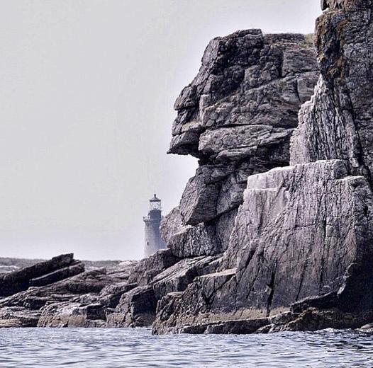 Whitehead Passage, Cushing Island, Maine