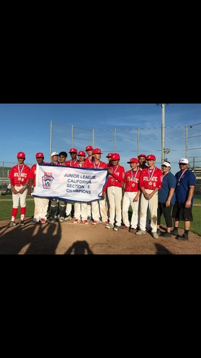 Atlantic juniors win sectionals to play Nor-Cal teams