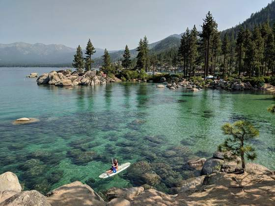 Grand Prize Winner - Sand Harbor Lake Tahoe