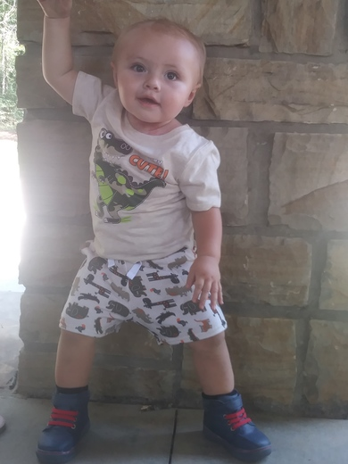 Mine and my fiance beautiful baby 1year old boy