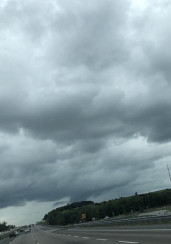 weather network barrie ontario