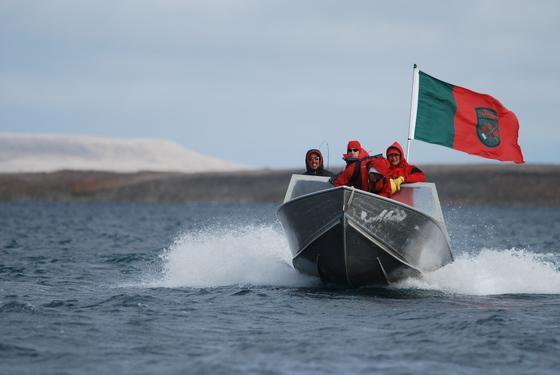 Inuit Ranger Patrol