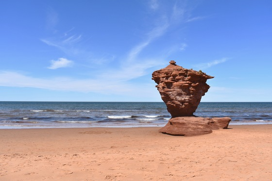 PEI Rock Formation