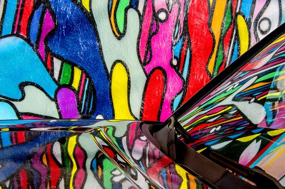 Graffitti Alley, Toronto