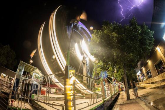 Lightning at the Fair