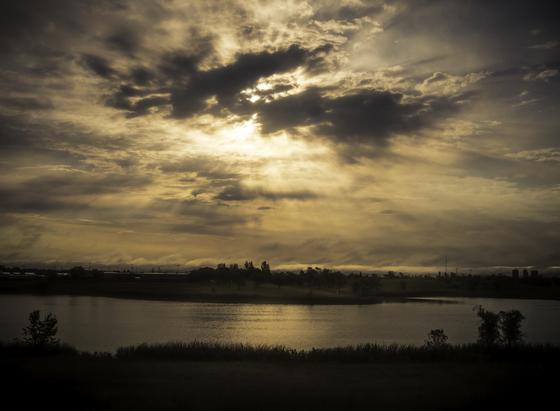 Outskirts At Dawn
