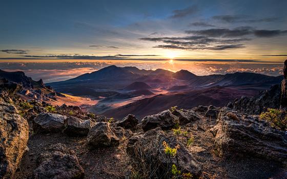 Rick Vega, Haleakalā National Park