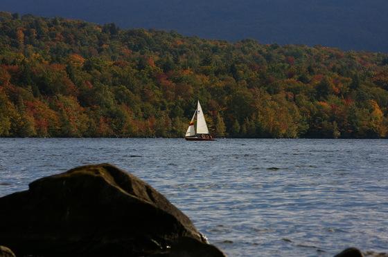 Fall  sail