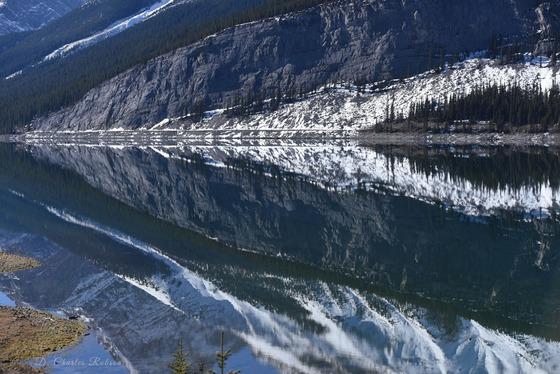 Spray Lakes Reflections
