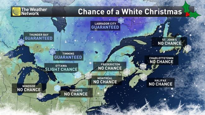 News Holiday Snow Report Down To The Wire For White Christmas