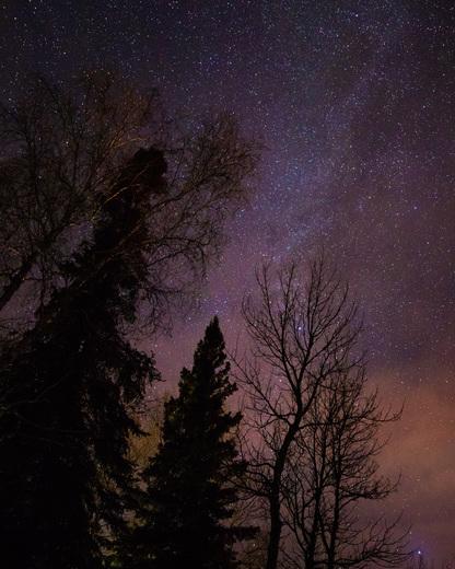 Winter Milky Way