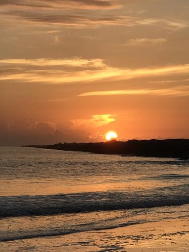Ft Clinch Sunrise