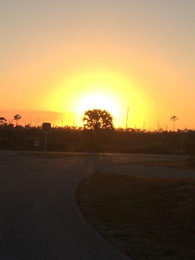Sunset at Hobe Sound