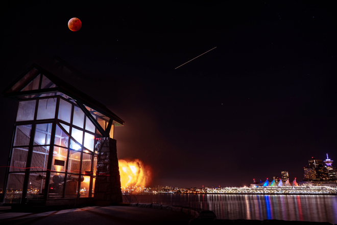 blood moon viewing vancouver - photo #11