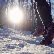 Course en trail