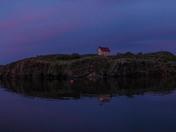 Sunset in Trinity