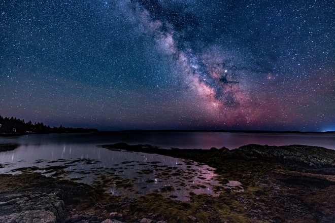 Stars On The Shore LaHave Islands, Nova Scotia
