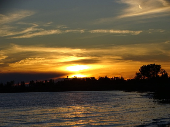 2 More Sauble Beach Sunsets