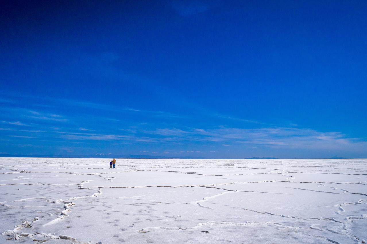 Bonneville Salt Flats Special Recreation Management Area (SRMA)