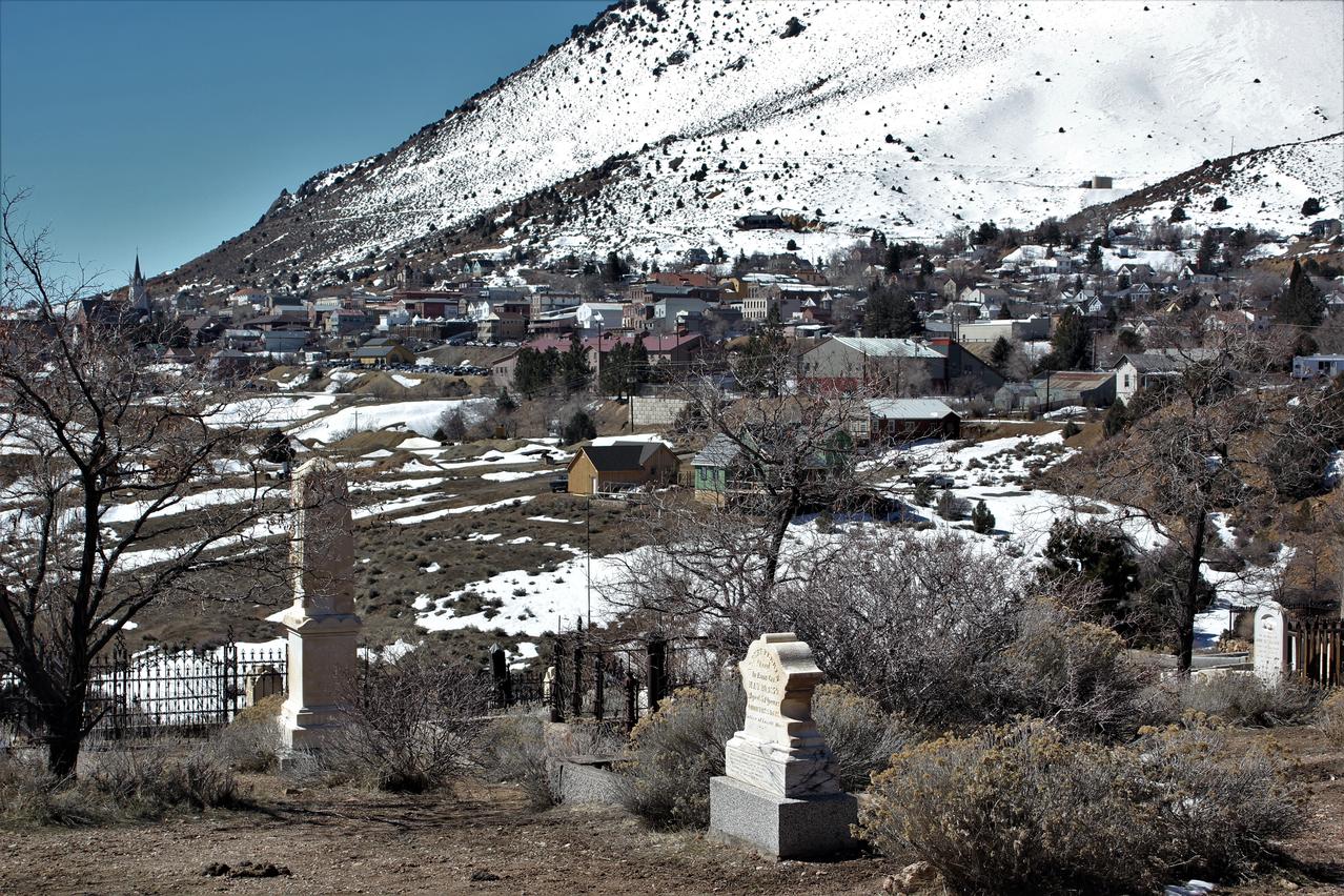 Virginia City Historic District, Nevada