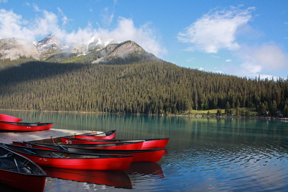 Ready To Go, in Banff National Park