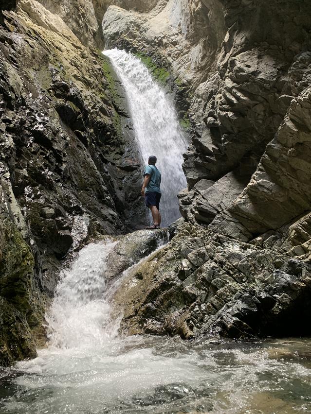 Zapata Falls SRMA