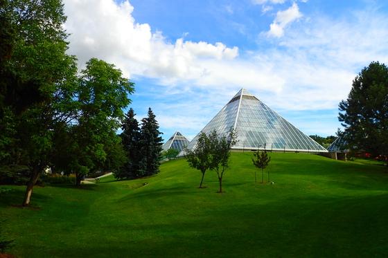 The Muttart Conservatory