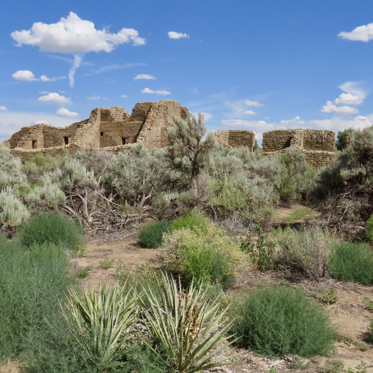 Aztec Ruins National Monument