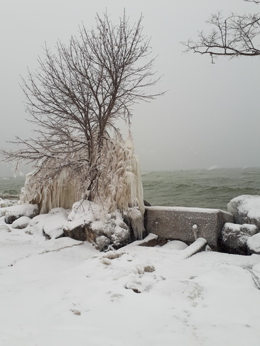 Meaford, Ontario. January 18, 2020 Meaford, ON