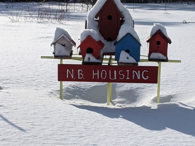 New Brunswick Housing Closed! Black River Bridge, NB