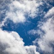 Les nuages qui annoncent le printemps