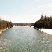 Rivière St Jean, Gaspé
