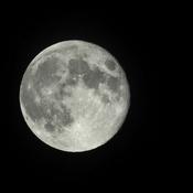 Pleine lune!!!