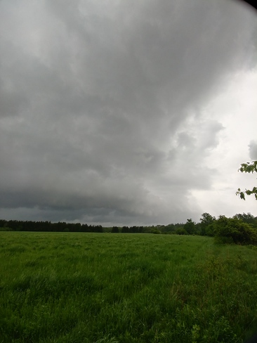 may 29 storm Waterloo, ON
