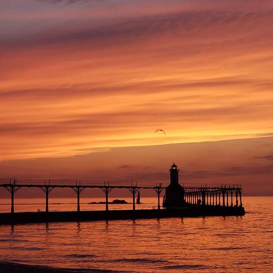Michigan City Harbor