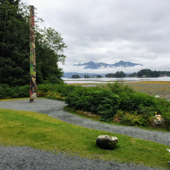Sitka National Historical Park