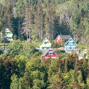 Les petites maisons du Parc (Parc Forillon)