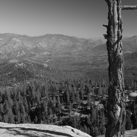 Sequoia National Forest- Dome Rock