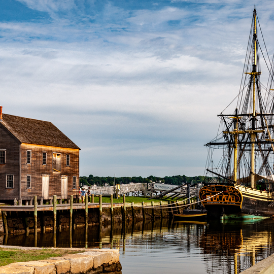 Salem Maritime National Historic Park