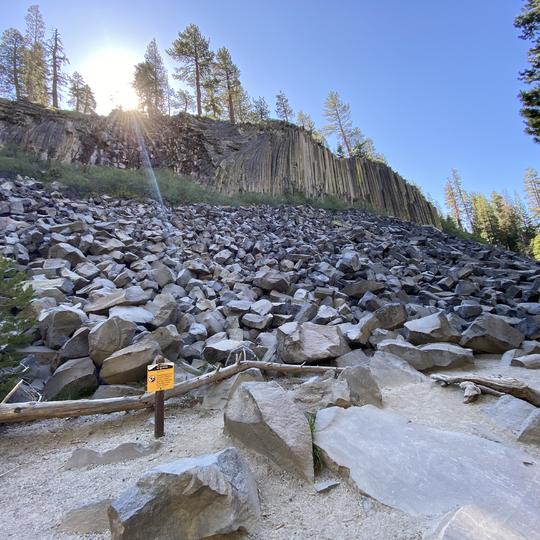 Devils Postpile National Monument